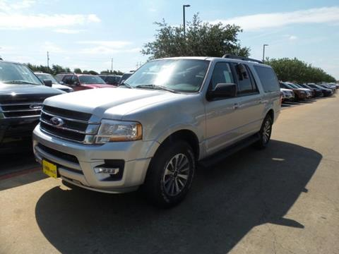 2017 Ford Expedition EL for sale in Georgetown, TX
