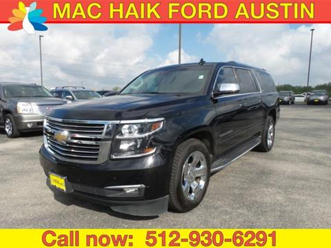 2015 Chevrolet Suburban for sale in Georgetown, TX