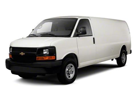 2013 Chevrolet Express Cargo for sale in Georgetown, TX