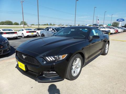 2017 Ford Mustang for sale in Georgetown, TX