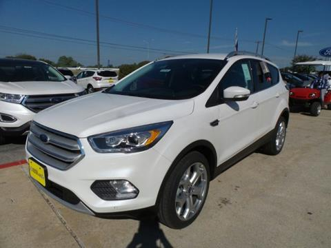 2018 Ford Escape for sale in Georgetown, TX