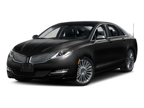 2016 Lincoln MKZ Hybrid for sale in Georgetown, TX