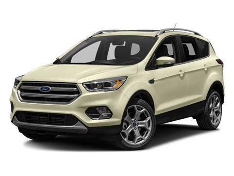 2017 Ford Escape for sale in Georgetown, TX
