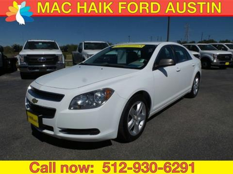 2012 Chevrolet Malibu for sale in Georgetown, TX