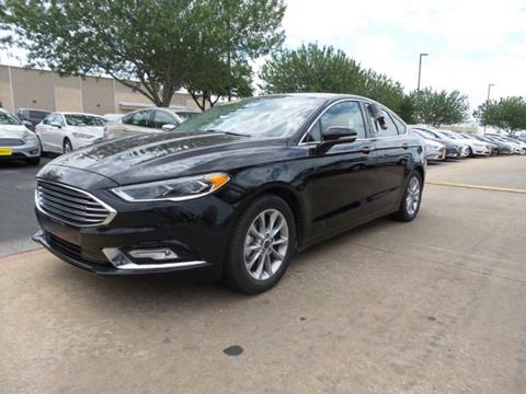 2017 Ford Fusion for sale in Georgetown, TX
