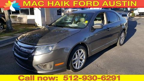 2012 Ford Fusion for sale in Georgetown, TX
