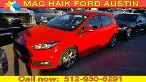 2016 Ford Focus for sale in Georgetown, TX