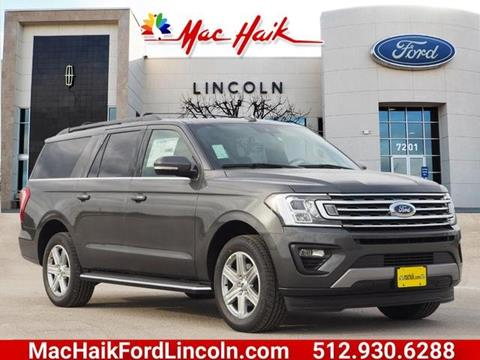 2019 Ford Expedition MAX for sale in Georgetown, TX