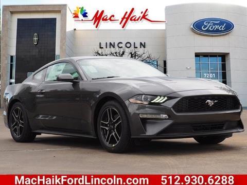 Mac Haik Ford Lincoln Georgetown Tx Inventory Listings