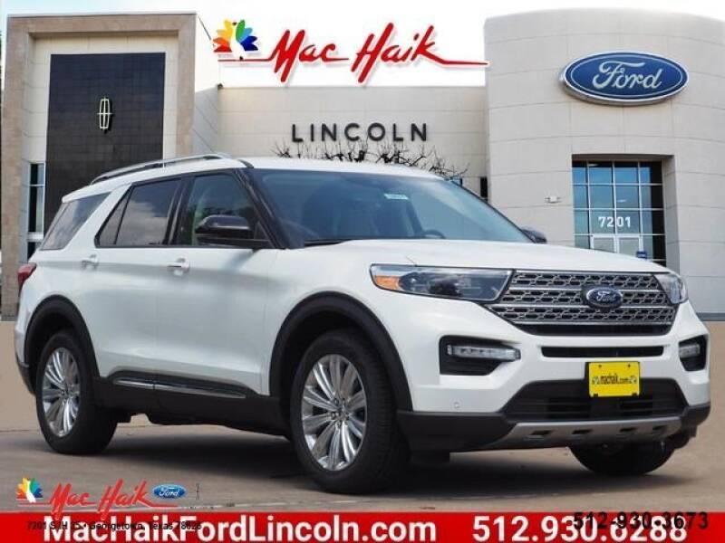 2020 Ford Explorer Limited (image 1)