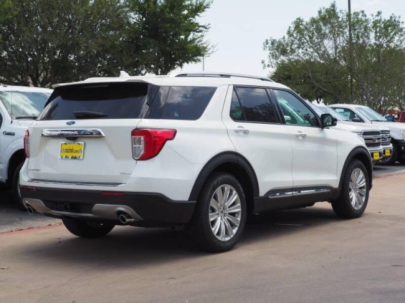 2020 Ford Explorer Limited (image 4)