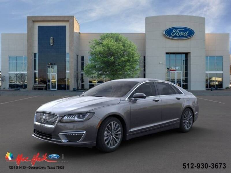 2020 Lincoln MKZ (image 1)