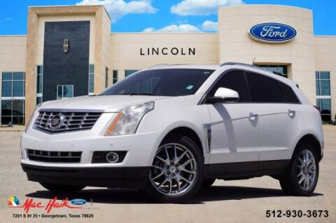 2013 Cadillac SRX Performance Collection for sale at Mac Haik Ford Lincoln in Georgetown TX