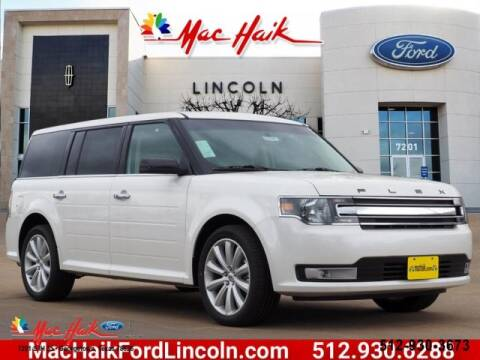 2019 Ford Flex SEL for sale at Mac Haik Ford Lincoln in Georgetown TX