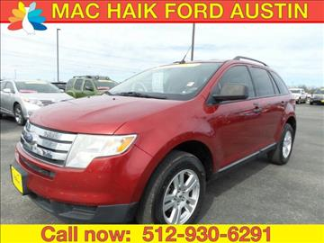 2008 Ford Edge for sale in Georgetown, TX