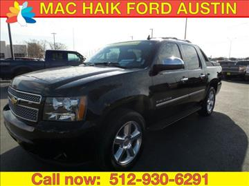 2011 Chevrolet Avalanche for sale in Georgetown, TX