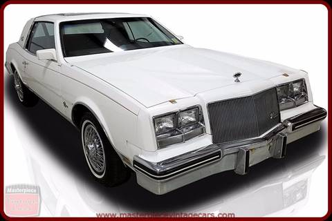1985 Buick Riviera for sale in Whiteland, IN