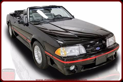 1989 Ford Mustang for sale in Whiteland, IN