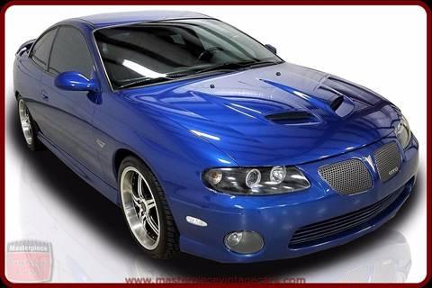 2006 Pontiac GTO for sale in Whiteland, IN