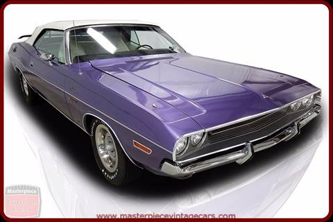 1970 Dodge Challenger for sale in Whiteland, IN