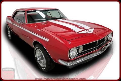 1967 Chevrolet Camaro for sale in Whiteland, IN