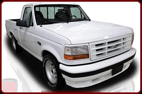1995 ford f 150 svt lightning for sale in avon in carsforsale com