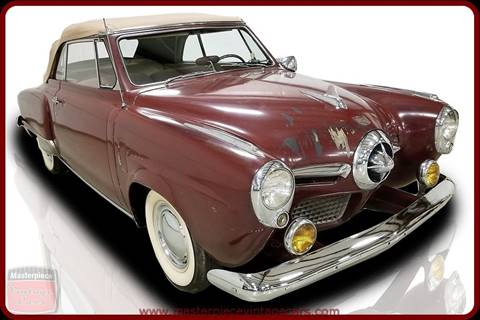 1950 Studebaker Champion  Regal Deluxe for sale in Whiteland, IN