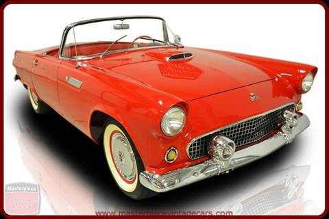 1955 Ford Thunderbird for sale in Whiteland, IN