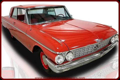 1962 Ford Galaxie 500 for sale in Whiteland, IN