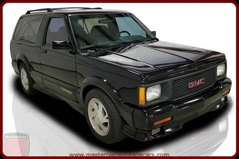 1993 GMC Typhoon for sale in Whiteland, IN