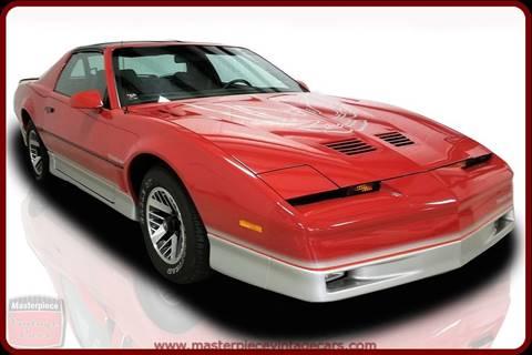1985 Pontiac Firebird for sale in Whiteland, IN