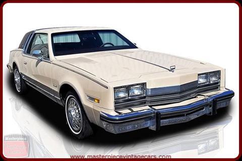 1985 Oldsmobile Toronado for sale in Whiteland, IN
