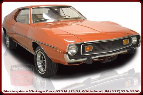 1974 AMC Javelin for sale in Whiteland, IN