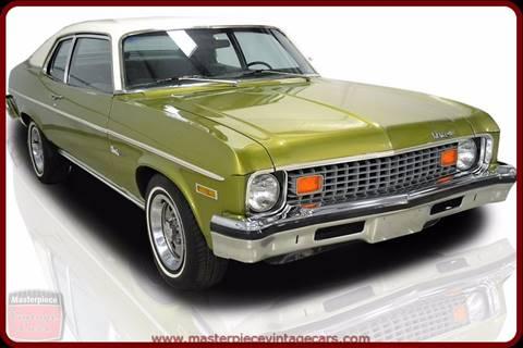 1973 Chevrolet Nova for sale in Whiteland, IN