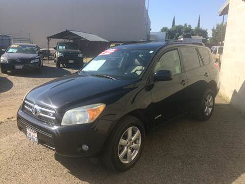 2007 Toyota RAV4 for sale in Clovis, CA