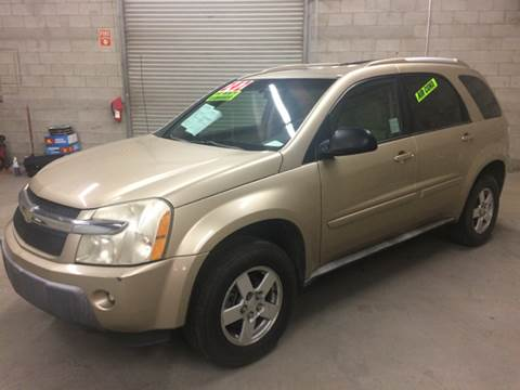 2005 Chevrolet Equinox for sale in Clovis, CA