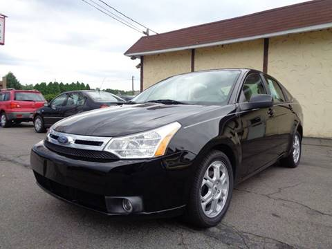 2009 Ford Focus for sale in Old Forge, PA