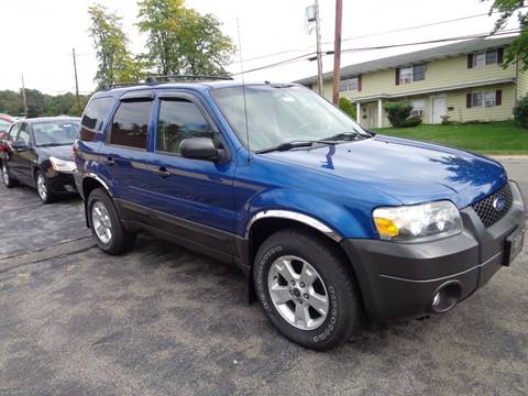 2007 Ford Escape for sale in Old Forge, PA