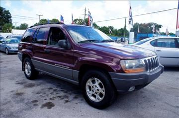 2002 Jeep Grand Cherokee for sale in Miami, FL
