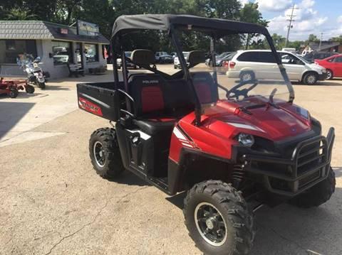 2014 Polaris Ranger 800 for sale in Salina, KS