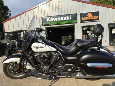 2014 Kawasaki VN1700 Nomad for sale in Salina, KS