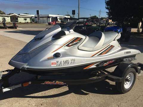 2011 Yamaha VXR for sale in Salina, KS