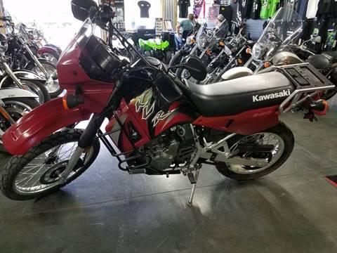 2004 Kawasaki KLR650 for sale in Salina, KS
