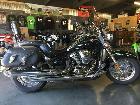 2015 Kawasaki Vulcan 900 Classic LT for sale in Salina, KS