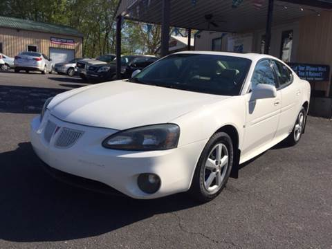 2007 Pontiac Grand Prix for sale in Fort Ashby, WV