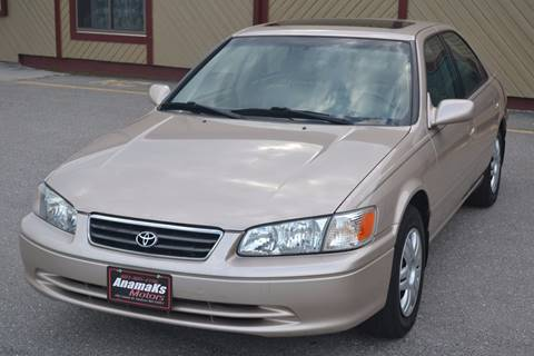2001 Toyota Camry for sale in Hudson, NH