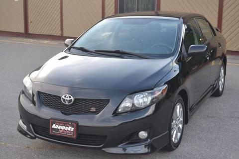 2010 Toyota Corolla for sale in Hudson, NH