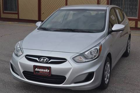 2012 Hyundai Accent for sale in Hudson, NH