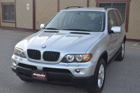 2006 BMW X5 for sale in Hudson, NH