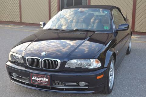 2003 BMW 3 Series for sale in Hudson, NH